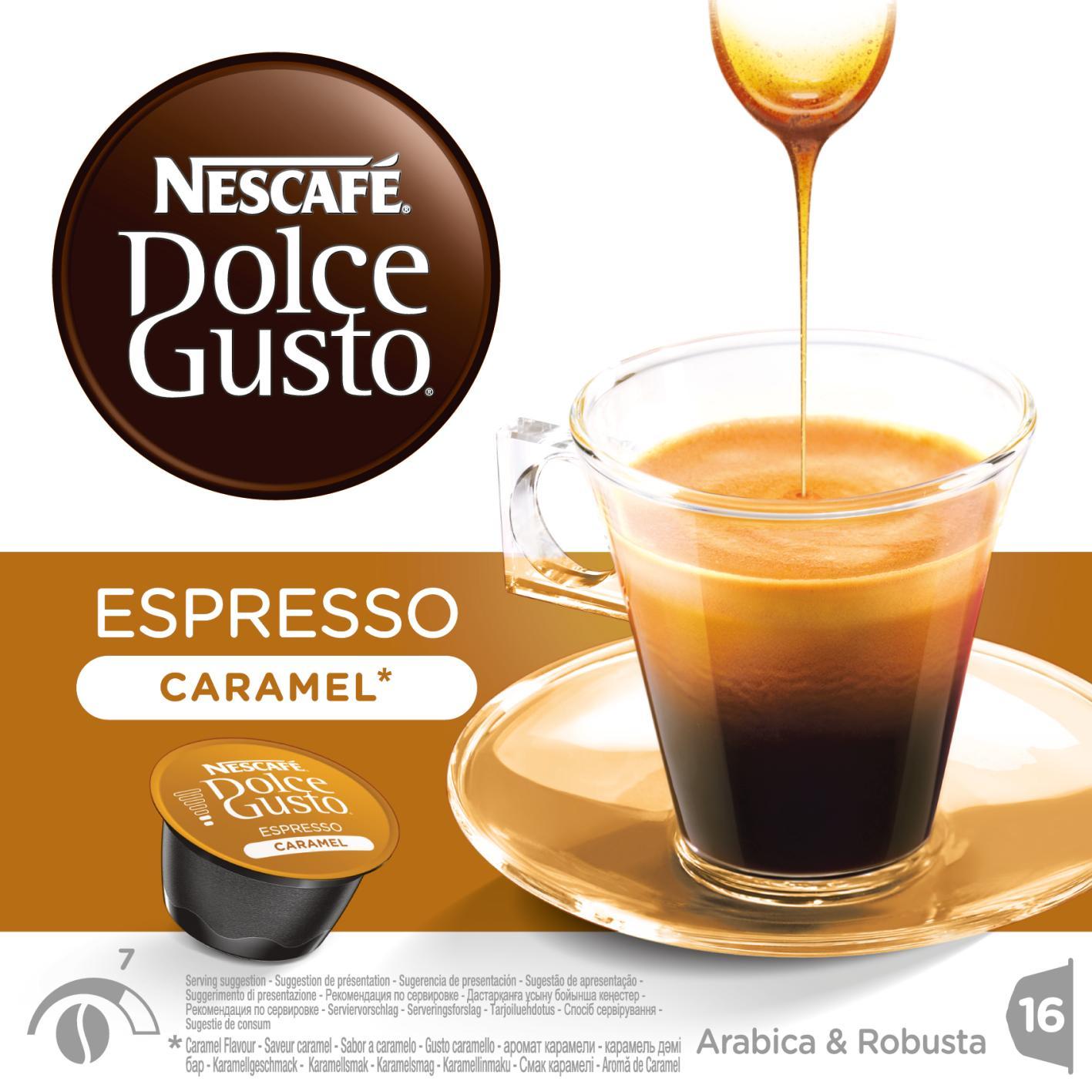 Эспрессо - описание продукта на