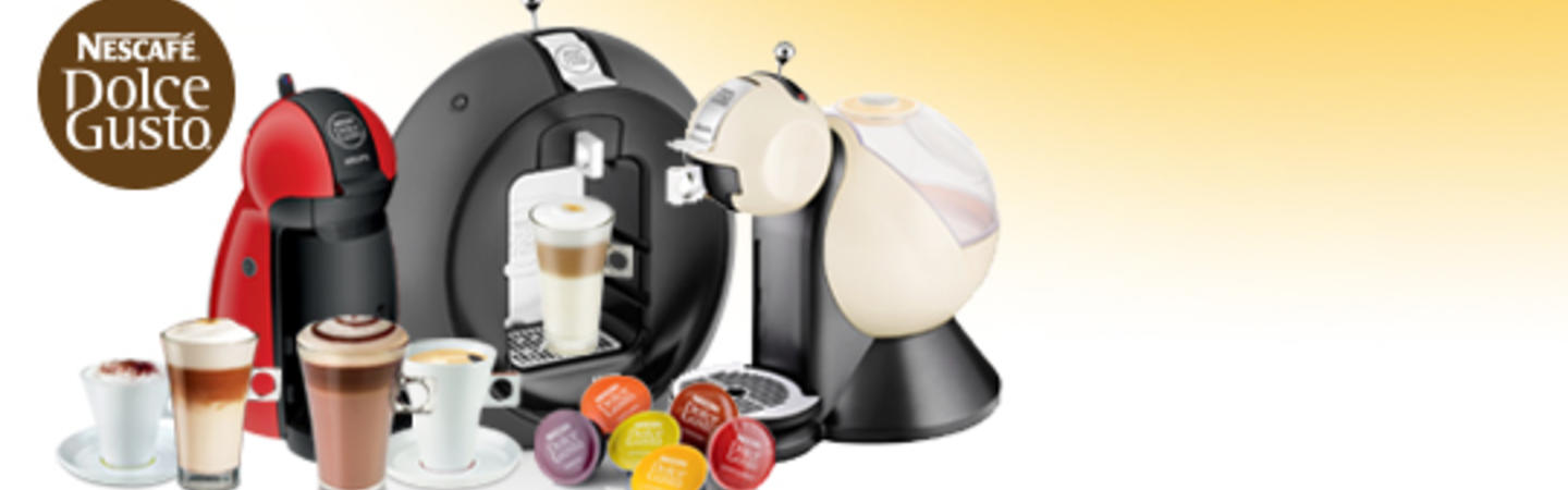 NESCAFE® Dolce Gusto®<br />
